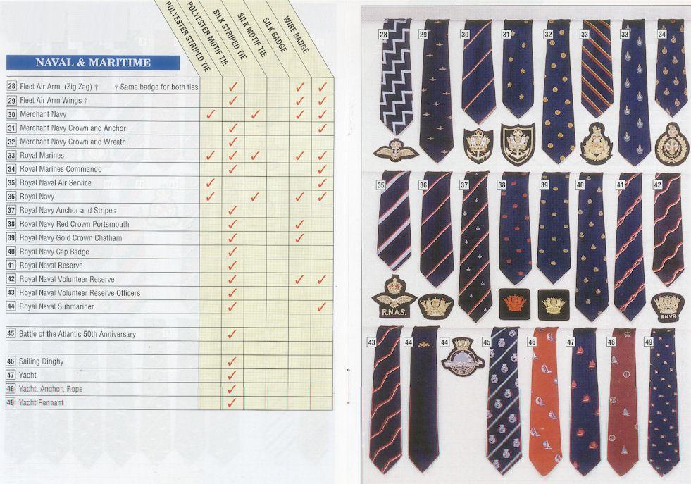 Regimental Ties | Regimental Badges | Heraldic Shields