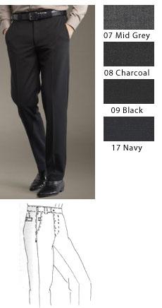 Pantalon - Pantalon Décontracté Meyer 7MNNjz5X